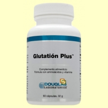 Glutation Plus - 60 cáspulas - Laboratorios Douglas