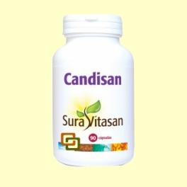Candisan - Candidas - Sura Vitasan - 90 cápsulas