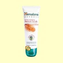Exfoliante de Albaricoque - Himalaya Herbals - 75 ml