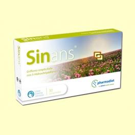 Sinans - Ansiedad, estrés e insomnio - Masterdiet - 30 comprimidos