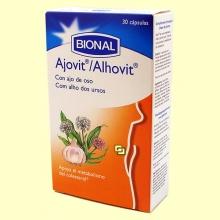 Ajovit - Circulación - 30 cápsulas - Bional