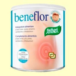 Beneflor Polvo - Regulador intestinal - 160 gramos - Santiveri