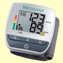 Tensiómetro de muñeca con función semáforo - Medisana BW 310