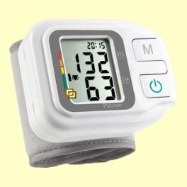 Tensiómetro de muñeca con función semáforo - Medisana HGH