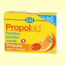 Propolaid Caramelos Sabor Naranja - 50 gramos - Laboratorios ESI