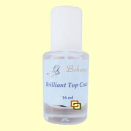 Brilliant Top Coat - Acabado uñas brillantes - 16 ml - Bohema