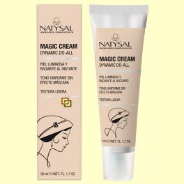 Magic Cream - Crema hidratante y antiarrugas - 50 ml - Natysal
