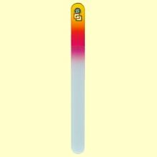 Lima uñas de cristal templado 19,5 cm - Bohema Amarillo Frambuesa