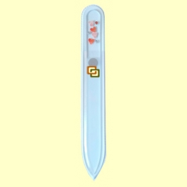 Lima uñas de cristal templado 13,5 cm con cristales SW-101 - Bohema