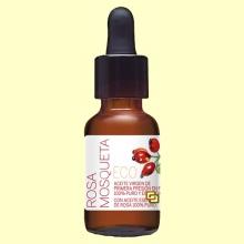 Aceite de Rosa Mosqueta Eco - 15 ml - Natysal