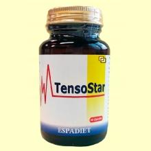 TensoStar - Tensión Arterial - 60 cápsulas - Espadiet