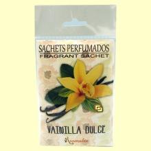 Saquito perfumado - Aroma Vainilla Dulce - 1 saquito - Aromalia