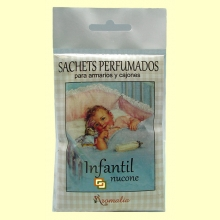 Saquito perfumado - Aroma Infantil Nucone - 1 saquito - Aromalia