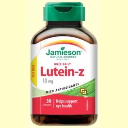 Lutein Z - Salud Ocular - 30 cápsulas - Jamieson