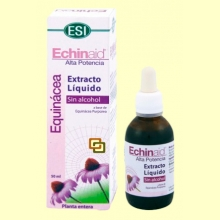 Echinaid Extracto Puro Equinácea Sin Alcohol - 50 ml - Laboratorios ESI