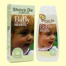 Baby Crema Corporal Infantil - 250 ml - Shova.de