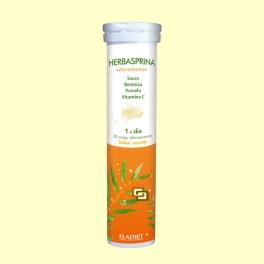 Herbasprina Efervescente - 20 comprimidos - Eladiet