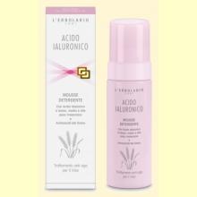 Ácido Hialurónico - Mouse detergente - 150 ml - L'Erbolario