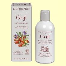 Gel de baño Goji - 250 ml - L'Erbolario