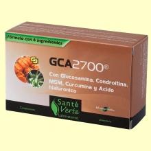 GCA 2700 - Articulaciones - 60 comprimidos - Santè Verte
