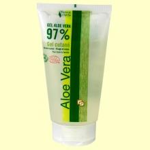 Gel Hidratante Aloe Vera Bio - 150 ml - Santè Verte *