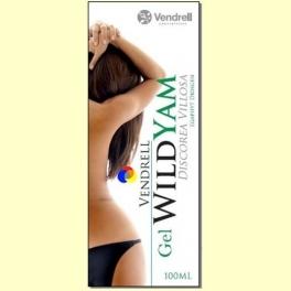 Gel de Wild Yam - Molestias Femeninas - 100 ml - Laboratorios Vendrell