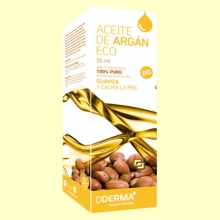 Aceite de Argán Eco - 50 ml - Dderma