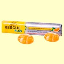Caramelos Bach Rescue Plus - 10 caramelos rellenos - Bach