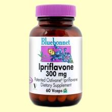 Ipriflavona 300 mg - 60 cápsulas vegetales - Bluebonnet