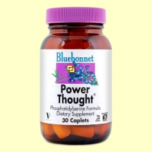 Power Thought - 30 comprimidos - Bluebonnet