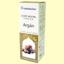 Aceite Vegetal Virgen de Argán Bio - 50 ml - Esential Aroms
