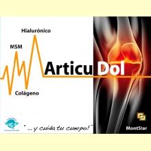 ArticuDol - Articulaciones - 30 comprimidos - MontStar