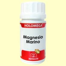 Holomega Magnesio Marino - 50 cápsulas - Equisalud