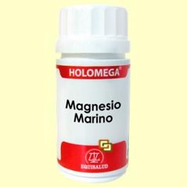 Holomega Magnesio Marino - 180 cápsulas - Equisalud