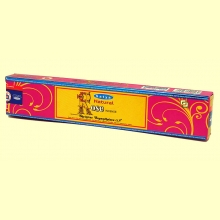 Incienso Rosa - 15 gramos - Satya
