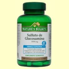 Sulfato de Glucosamina 1000 mg - 120 comprimidos - Nature's Bounty