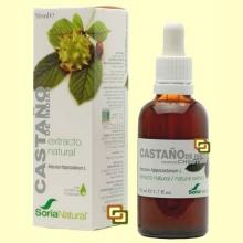 Castaño de Indias - Extracto de Glicerina Vegetal - 50 ml - Soria Natural