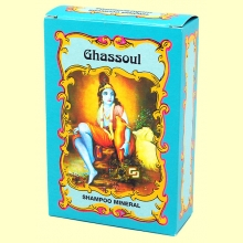 Ghassoul Champú Mineral - 100 gramos - Radhe Shyam