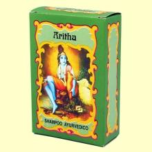Aritha Champú Ayurvedico - 100 gramos - Radhe Shyam