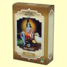 Bhringraj Tratamiento Capilar Ayurvédico - 100 gramos - Radhe Shyam