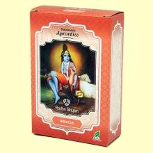 Hibiscus Tratamiento Capilar Ayurvédico - 100 gramos - Radhe Shyam