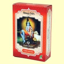Henna Cobre Natural Polvo - 100 gramos - Radhe Shyam