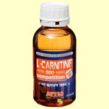 L-Carnitina 500 Sin Cafeína - 500 ml - Mega Plus