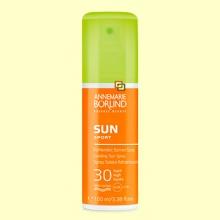SUN Sport Spray Refrescante IP30 Alto - 100 ml - Anne Marie Börlind
