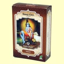 Henna Katam Polvo - 100 gramos - Radhe Shyam