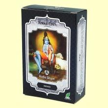 Henna Indigo Polvo - 100 gramos - Radhe Shyam *