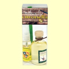 Pack Spray + Mikado de Citronela - 40 + 50 ml - Aromalia