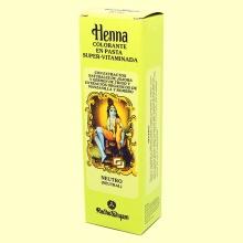 Henna Neutro Pasta - 200 ml - Radhe Shyam *