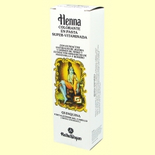 Henna Quinquina Pasta - 200 ml - Radhe Shyam