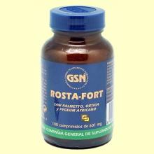 Rosta Fort - Ayuda para la Próstata - 100 comprimidos - GSN Laboratorios